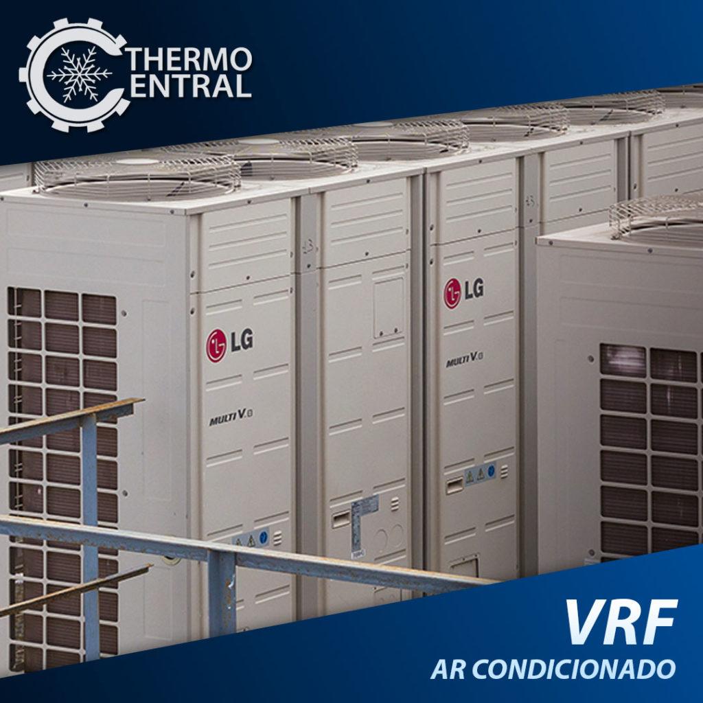 VRF Ar condicionado central